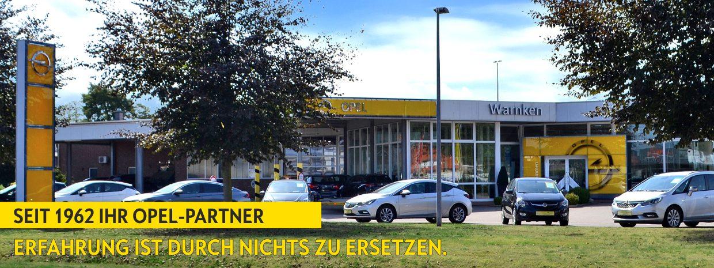 autohaus warnken gmbh & co. kg | opel-service-partner